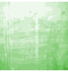 Green Messy Wall vector image