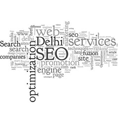A new glimmer for seo vector