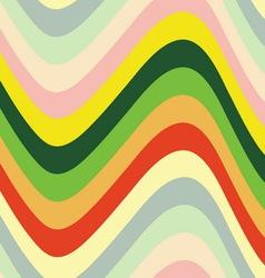 Color waves vector