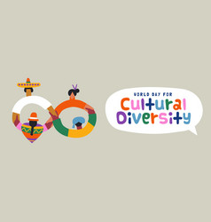 Cultural diversity ethnic friend group together vector