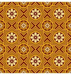 tile wallpaper vector image vector image