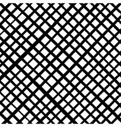 Grunge Diagonale Grid vector image