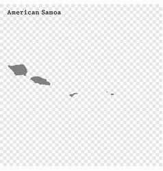 High quality map state united states vector