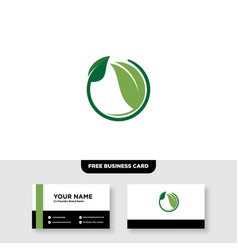logo design for agriculture agronomy rural vector image