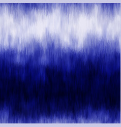 Unnatural digital ombre tie dye seamless pattern vector
