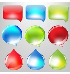Collection Web Of Elements vector image