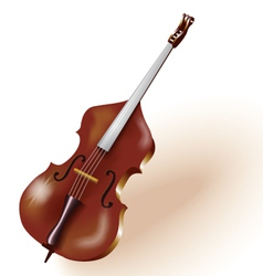 Image of the Classical Contra-bass vector image vector image