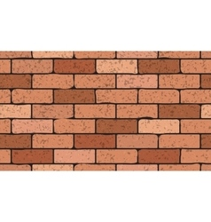 Bricks seamless texture vector image