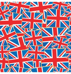 union jacks vector image vector image