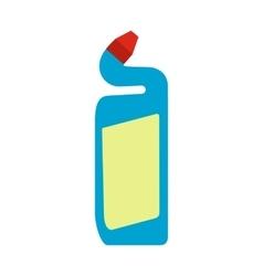 Detergent flat icon vector image