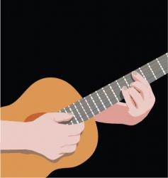 Guitar vector