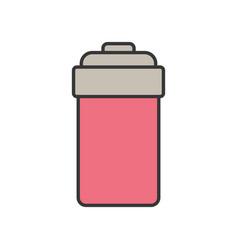 jar kitchen object vector image
