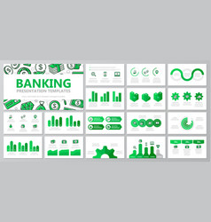 Set of bank and money elements for multipurpose vector