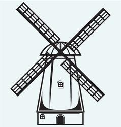Symbol mill vector