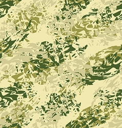 Military texture Army seamless pattern Ornament vector image vector image
