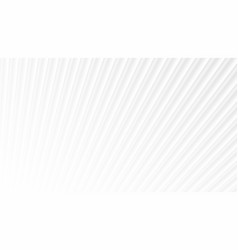 abstract geometric white and gray light background vector image