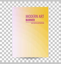 Business brochure flyer banner design template vector