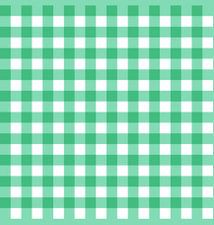 green tablecloth texture seamless background vector image