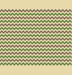 zigzag pattern seamless zig zag background color vector image