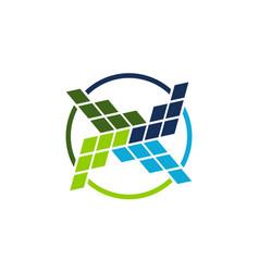 Business bar logo design template vector