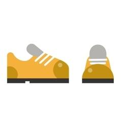 Football boots vector