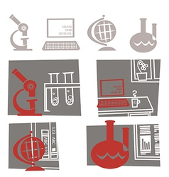Science Education vector