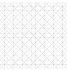 Abstract black white geometric mosaic background vector image
