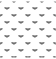 elite pattern seamless vector image