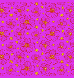 flower7 vector image