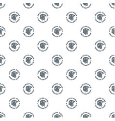 american dream eagle pattern seamless vector image
