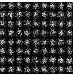 Grunge Doted Dark Texture vector image