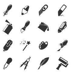 Design tools vector