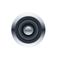Subwoofer speaker vector