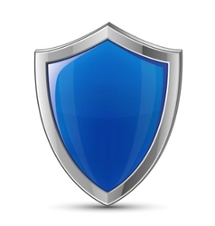 shield symbol vector image