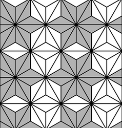 Pattern Hexagon vector image
