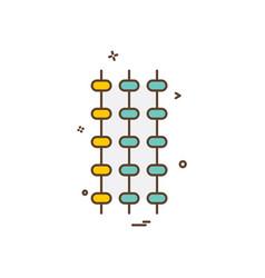 plants icon design vector image