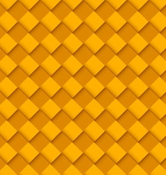 Seamless pattern square vector image