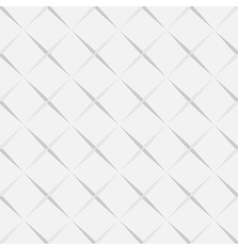 White background with gray stripes vector image