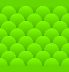 Overlapping circle shapes repeating pattern vector