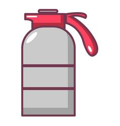 sprayer container icon cartoon style vector image