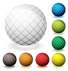web icon hash vector image vector image