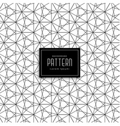 Abstract line mesh web style pattern vector