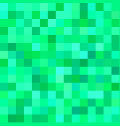 Geometrical abstract square tiled background vector
