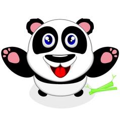 Bapanda laughing vector
