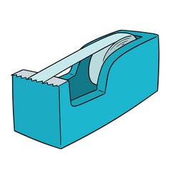 Tape dispenser vector