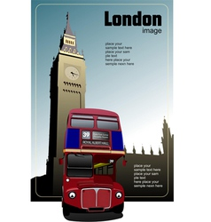al 0316 london image vector image