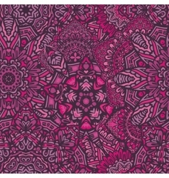 doodle seamless pattern background vector image vector image