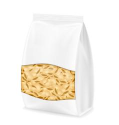 Pasta in packaging 17 vector
