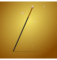 Magic stick vector