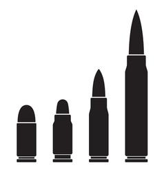 Bullets vector